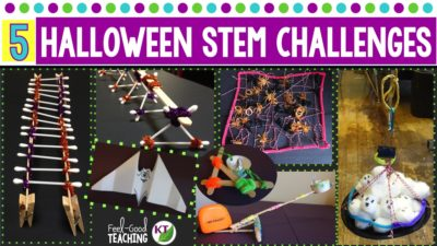 Halloween STEM Challenge Events