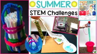 Summer STEM Challenge Events