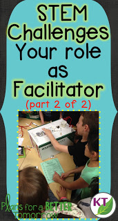 STEM Challenges: Your Role as Facilitator, part 2