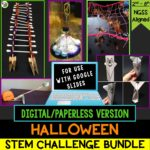 Click here to get the digital version of the Halloween STEM Challenge!