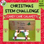 Christmas STEM Challenge: In Candy Cane Calamity, students design the lightest-weight shipping container that will protect candy canes from damage. Comes with modifications for grades 2-8.