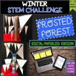 Click here for the digital/paperless version of Frosted Forest