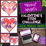 "Click here for the digital/paperless version of ""Heavy"" Hearts"