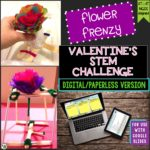 Click here for the digital/paperless version of Flower Frenzy