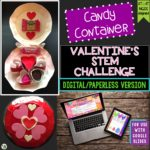 Click here for the digital/paperless version of Candy Container