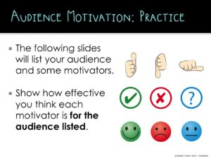Persuasive Writing Audience
