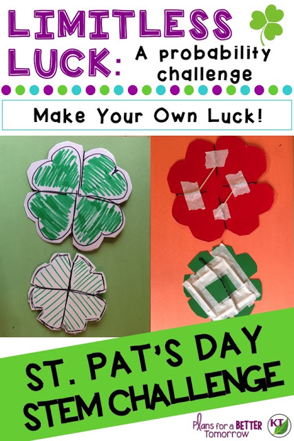 St. Patrick's Day Activity: Limitless Luck STEM Probability Challenge