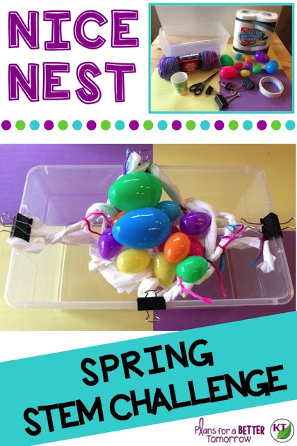 In this challenging spring activity, students must work against a criteria & constraints list and create a nest designed for maximum capacity. Nice Nest is aligned to NGSS and guarantees a fun, hands-on, collaborative experience for students ranging from Grade 2 to Grade 8!