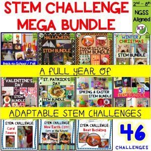 STEM CHALLENGE MEGA BUNDLE