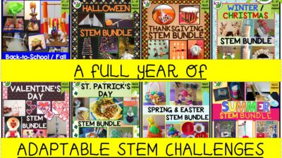 STEM Challenge Mega Bundle