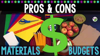 Pros and Cons of STEM Challenge Budgets