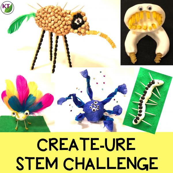 Creature STEM Challenge