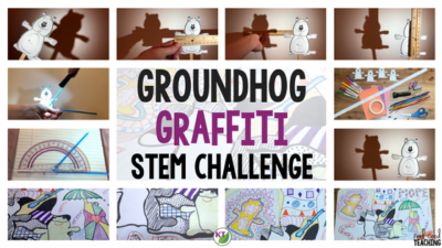 Groundhog Day STEM Challenge
