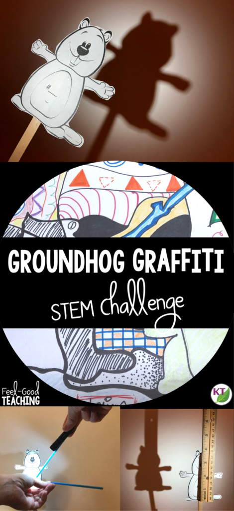 Groundhog Day wasn't worth celebrating before this STEM / STEAM Challenge! Modifications are included for grades 2-8. Extensions include: mini shadow labs working through the scientific method, mini shadow challenges, graffiti narrative & persuasive writing activities, and even more goodness!