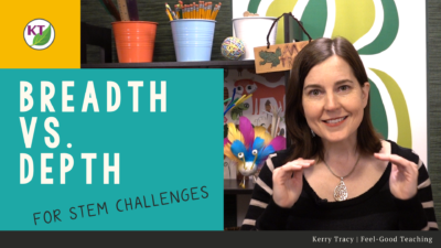 STEM Challenges: Breadth vs. Depth