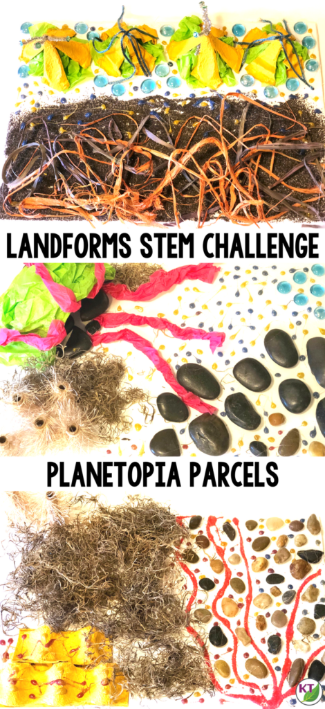 Need an Earth Science activity to apply leaning for landforms, weathering & erosion, plate tectonics & more? This STEM / STEAM challenge is a perfectly engaging way to get the job done joyfully and has modifications for 2nd grade through 8th grade.