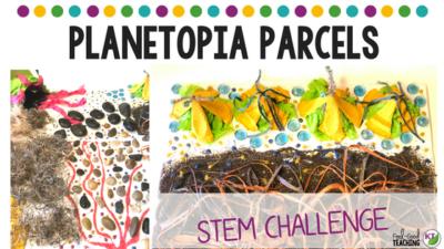 Planetopia Parcels STEM Challenge