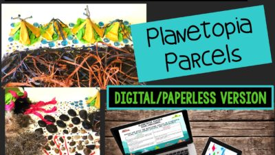Planetopia Parcels STEM Challenge PAPERLESS VERSION