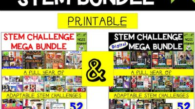 The Ultimate STEM Challenge Mega Bundle